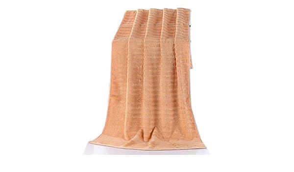 LISHUAIY Fibre de Bambou Serviette de Bain Serviette de Bain Super Doux Eau Usure Sport Eau Gym Serviette antibact/érienne