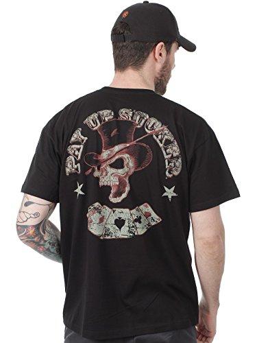 WCC T-Shirt Pay Up Sucker schwarz Schwarz