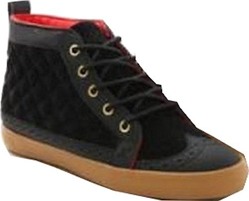Pastry Sneaker, Sneaker donna, Nero (nero), 36.5