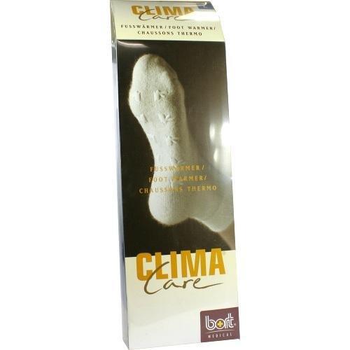 Bort climacare® Soporte calentador con 25% Angora, blanco