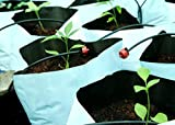 BIO BLOOMS Poly Grow Bag 24x24x40cms 400 Gauge - 20 Bags