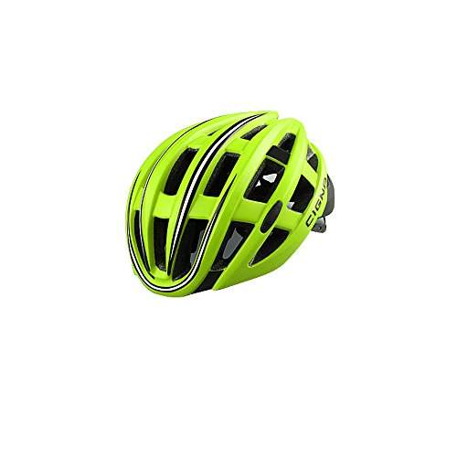 Dark Green-motorrad-helme (252g Ultra Leichtgewicht - Mit Rückleuchten Fahrradhelm, verstellbarer Sport Radsport Helm Fahrrad Fahrradhelme für Road & Mountain Biking, Motorrad für Erwachsene Männer & Frauen, Jugend - Rennen, Sicherheitsschutz ( Color : Dark green , Size : M ))