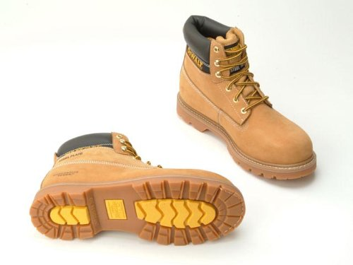 Dewalt Explorer - Stivali da lavoro Oro