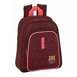 Safta Mochila Escolar Infantil Animada F.C. Barcelona 3ª Equip 17/18 Oficial 270x100x330mm