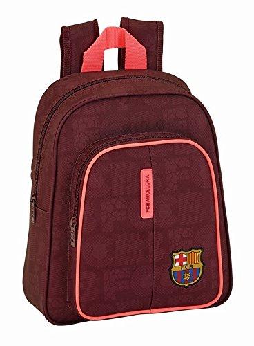 Safta Mochila Escolar Infantil Animada F.C. Barcelona 3ª Equip 17 18  Oficial 270x100x330mm 3f9a7e236ad52