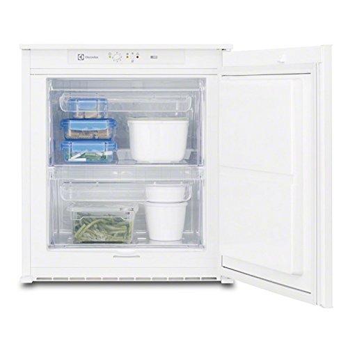 Electrolux eun0600aow integriertem Recht 53L A + Weiß Gefrierschrank-Tiefkühltruhen (Recht, 53l, 9kg/24h, sn-t, A +, weiß)