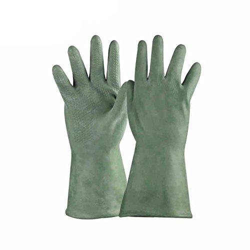 Anti-Butyl chemischen Handschuhe Säure Alkalihydroxid industrielle anti-slip Handschuhe Säure