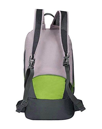 Imagen de winkee bb4325mcg  conjuntos de peso ligero al aire libre senderismo  y bolsa de cintura pequeña verde  alternativa