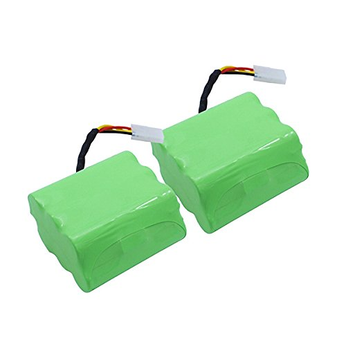 NX - Akku für Staubsauger (2 x batteries) 7.2V 3.5Ah - 205-0001 ; 945-0005 ; 945