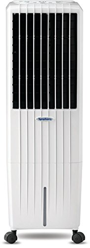 Symphony Diet 22i 22-Litre Air Cooler with Remote (White)-For small...