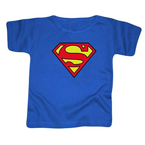 Superman Kids-Shirt (1-2 Jahre)