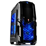 Sedatech PC Gamer Casual AMD A8-9600 4X 3.1Ghz, Radeon R7 Series, 8Go RAM DDR4, 1To...