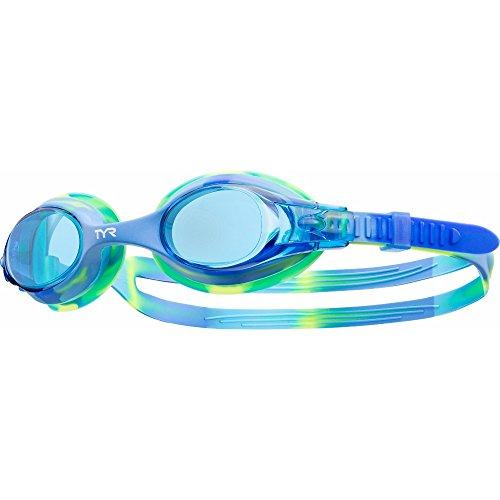 Tyr Swimple Tie Dye kids blue
