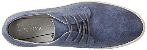 Marco Tozzi Damen 23603 Oxford Blau (Navy Comb 890)