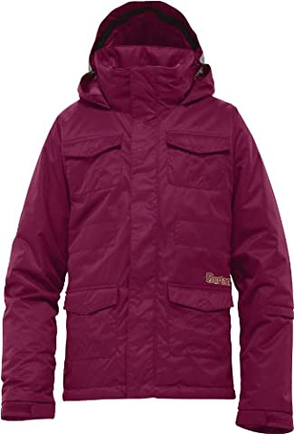 Burton snowboard gIRLS pRISM système pour enfant Rose glamberry 140 (M)