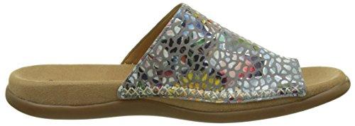 Gabor Fashion, Sandales Femme Gris (stone 49)