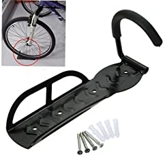 genric Bicycle Wall Mounted Bike Display Shelf Hanger Hook Storage Rack
