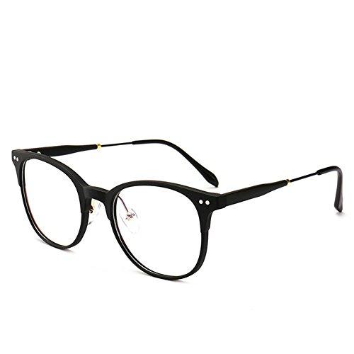 4744392946a Z HA Optische Gläser Transparente Gläser Blu-Ray-Proof Eyewear Square Runde  TR90 Frame Ultra
