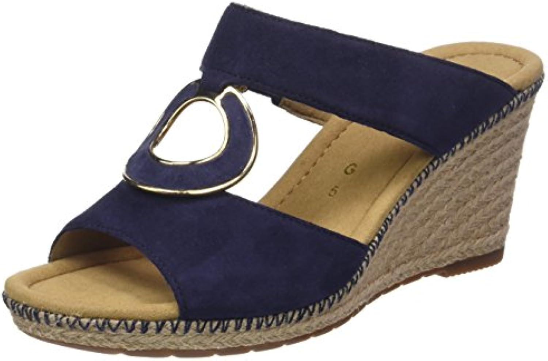 Hommes / femmes Comfort Gabor Shoes Comfort femmes Sport, Mules FemmeB07622WS2VParent Nouvelle liste Matériaux sélectionnés Ventes globales bb2611