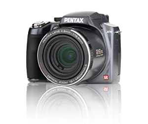Pentax X90 Digital Camera - Metallic Blue (12MP, 26x Optical Zoom) 2.7 inch LCD
