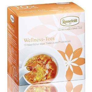 Ronnefeldt, Probierbox - Wellness-Tees