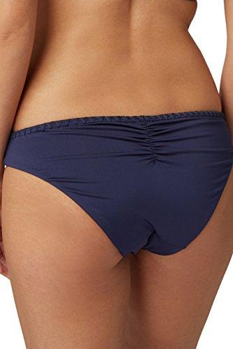 next Donna Slip Bikini Sgambato Vestibilità Regular Blu Navy
