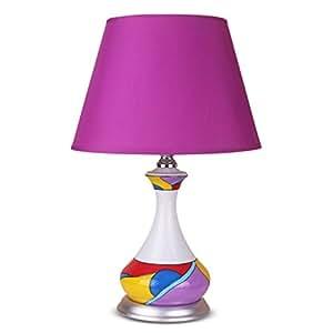 Chambre Salon Pour Lampe Table Enfants De VioletFille 3cRL4A5qjS