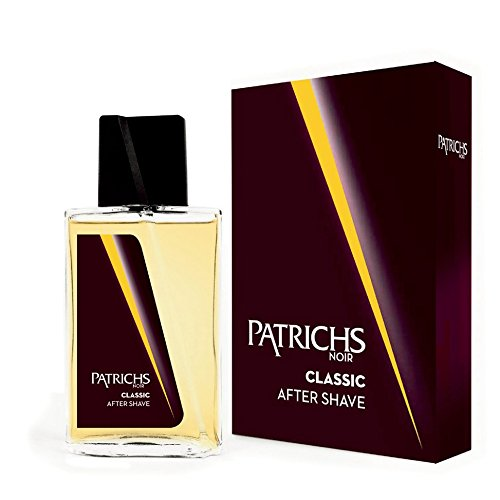 Patrichs Noir - Classic, After Shave , 75 Ml