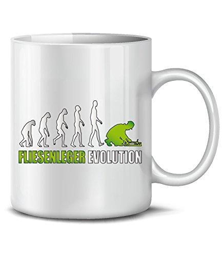 FLIESENLEGER EVOLUTION 4610(Weiss-Grün)