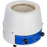BananaB labor heizmantel 500ml heizmantel labor rundkolben 500ml Heizhaube 250W Heating Mantle Stirring 0~1400 RPM Heating Mantle Sleeves für Aufheizen und Rühren von Flüssigkeiten