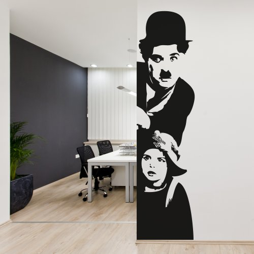 adesiviamo-charlie-chaplin-muro-m-adesivo-murale-pvc-nero-90-x-21-cm