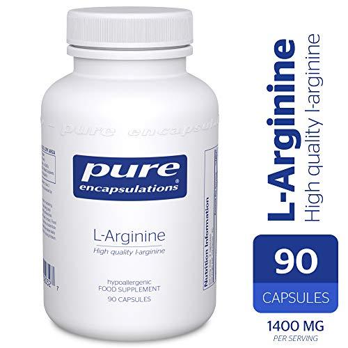Pure Encapsulations – L-Arginine – Hypoallergenic Supplement Containing l-Arginine –...