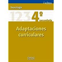 Tecnología 4º ESO Adaptaciones Curriculares (Cuadernos Oxford) - 9788467371284