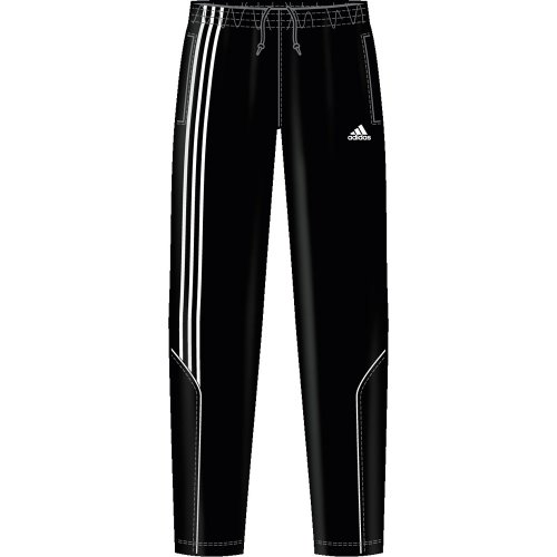 adidas Herren Hose Sereno 11 Training, Black/Black, 11, V38009