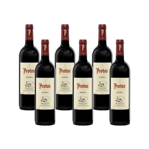 Protos Reserva - Vino Tinto - 6 Botellas