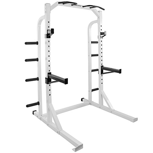 Hardcastle Heavy Duty Power Cage u0026 Weight Plate Rack  sc 1 st  Young Wild and Fit & Hardcastle Heavy Duty Power Cage u0026 Weight Plate Rack ...