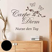 Suchergebnis auf Amazon.de für: carpe diem wandtattoo