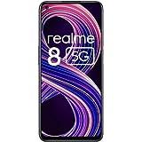 Realme 8 5G (Supersonic Black, 8GB RAM, 128GB Storage)