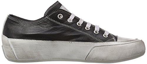 Candice Cooper Rock.tamponato, Sneakers Basses Femme Noir (nero)