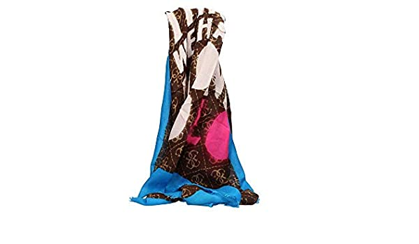 5e0f82ae8622 Guess AW8020VIS03 écharpes Femme TU  Amazon.fr  Vêtements et accessoires