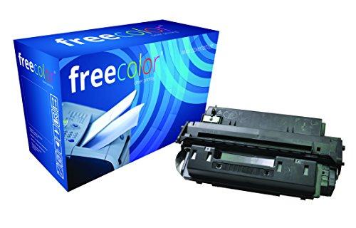 freecolor Q2610A für HP LaserJet 2300, Premium Tonerkartusche, wiederaufbereitet, 6.000 Seiten, 5 Prozent Deckung, BLACK -