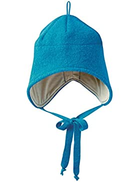 Disana 35302XX - Walk-Mütze Wolle blau