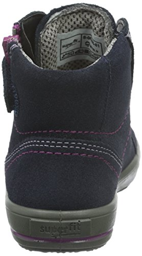 Superfit Moppy, Chaussures Marche Bébé Fille Bleu - Bleu océan (81)