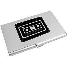 'Kassette' Visitenkartenhalter / Kreditkarte Geldbörse (CH00001404)