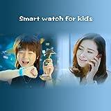 Misafes-Smart-Watches-Kids-SOS-Smartwatch-Phone-GPS-Tracker-Anti-lost-Children-Wrist-Watch-for-Baby-Boys-Girls-blue