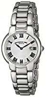 Raymond Weil Women's 29mm Steel Bracelet & Case Swiss Quartz Silver-Tone Dial Analog Watch 5229-ST-01659