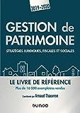 Gestion de patrimoine - 2019-2020 - Stratégies juridiques, fiscales et sociales...