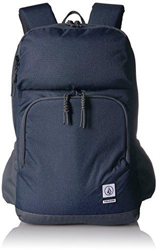 Volcom - Roamer Backpack, Mochilas Hombre, Azul (Midnight Blue), 32x47x16 cm (B x H T)