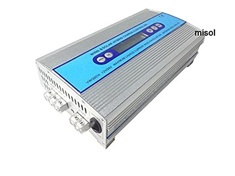 MISOL Hybrid Wind solar charge controller, Solar Charge Controller, wind regulator, 12V 24V wind charge controller/Régulateur de charge solaire du vent hybride, contrôleur de charge solaire régulateur de vent, régulateur de charge éolienne 12V 24V