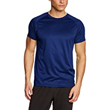 Lower East Herren Freizeit- und Funktions-T-Shirt